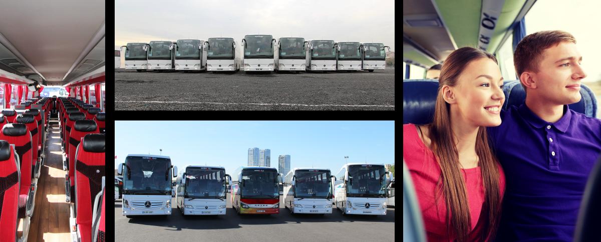 Uzun Dönem Otobüs Kiralama